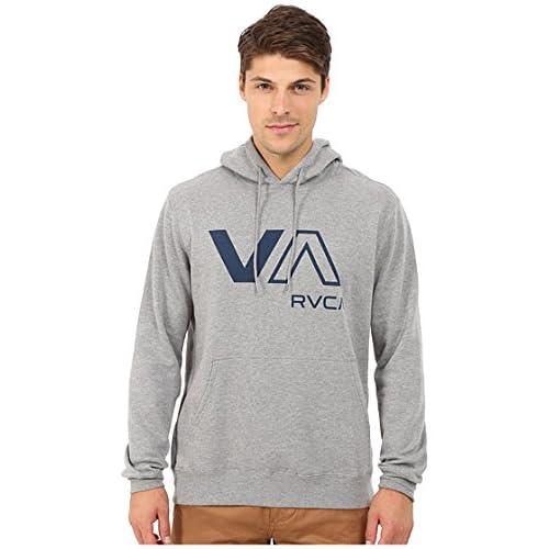 (ルーカ) RVCA VA Crew Mens Grey Noise メンズ 男性 用 服 ファッション アパレル パーカー スウェット [並行輸入品]