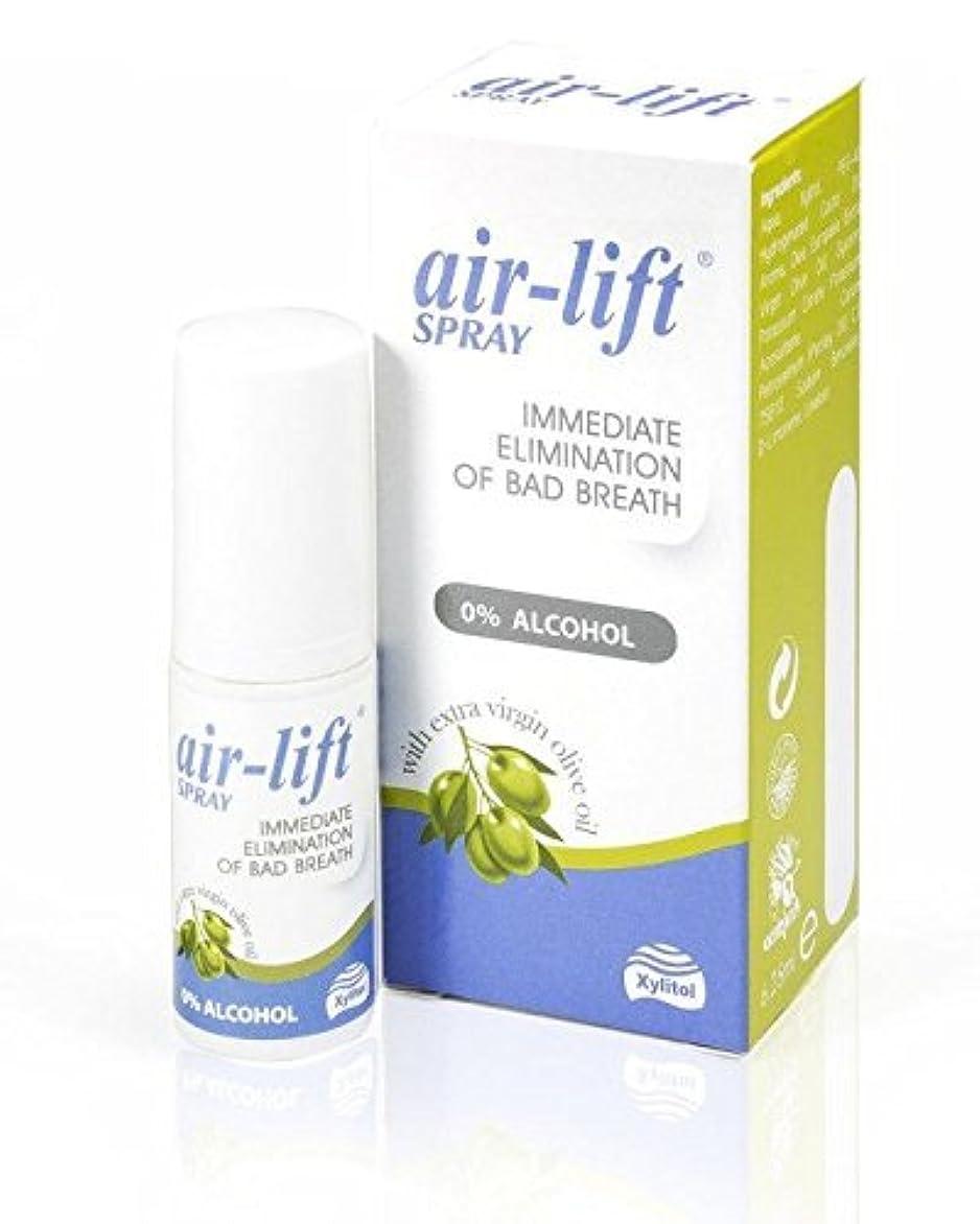 コンテンポラリー支出読むエアリフト マウス スプレー Air-Lift Mouth Spray - Immediate Elimination of Bad Breath 15 ml [並行輸入品]