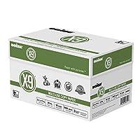 x-9Multiuseコピー用紙、レターサイズ用紙、FSC認証、24-lb、束の500シート、10ケースReams