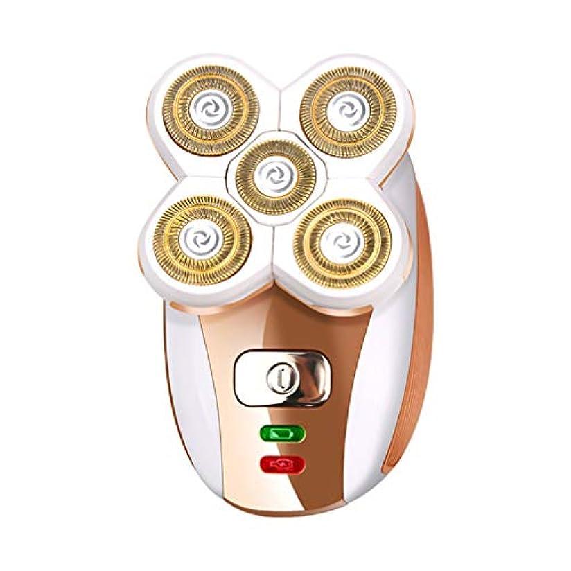 試みオーディションモスLurrose Women USB Electric Razor Hair Removal Epilator Body Hair Shaver for Ladies Girls
