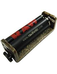 RAW ロー、ヘンププラスチック 79mm 切り替えレバー付き 1 1/4ローリングマシーン