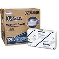 KCC 02046KLEENEX Folded紙タオル、ケースof 8