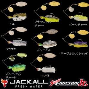 JACKALL/ジャッカル スーパーイラプション Jr TW-1/2oz