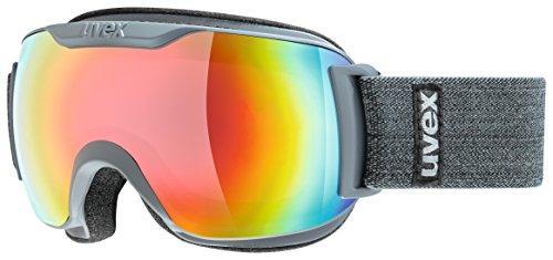Uvex Downhill 2000?Small FM Ski Goggle グレイ