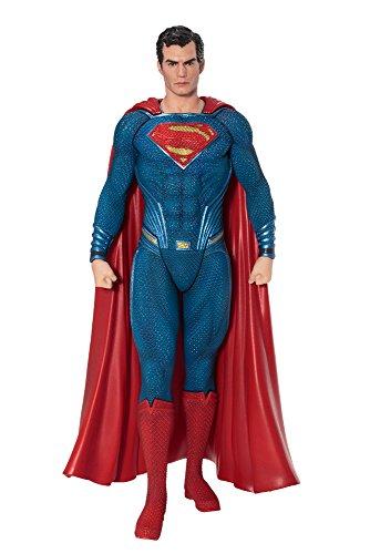 ARTFX+ JUSTICE LEAGUE スーパーマン 1/10スケール PVC製 塗装済み完成品フィギュア