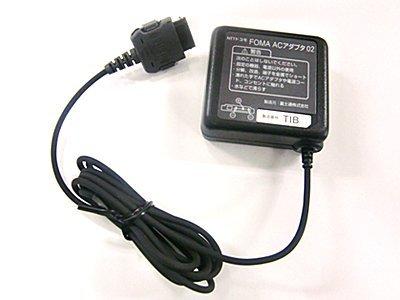 ドコモ FOMA ACアダプタ 02 充電器