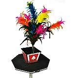 バニシングブーケ&花瓶 / Vanishing Bouquet & Vase -- ステージマジック / Stage Magic /マジックトリック/魔法; 奇術; 魔力