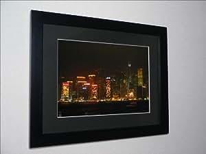 アートフォト 香港100万ドルの夜景/ 絵画 壁掛け のあゆわら