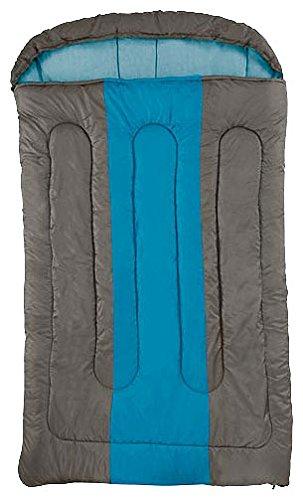 COLEMAN コールマン HUDSON DOUBLE ハドソンダブル 2人用 寝袋 最低使用温度-13℃