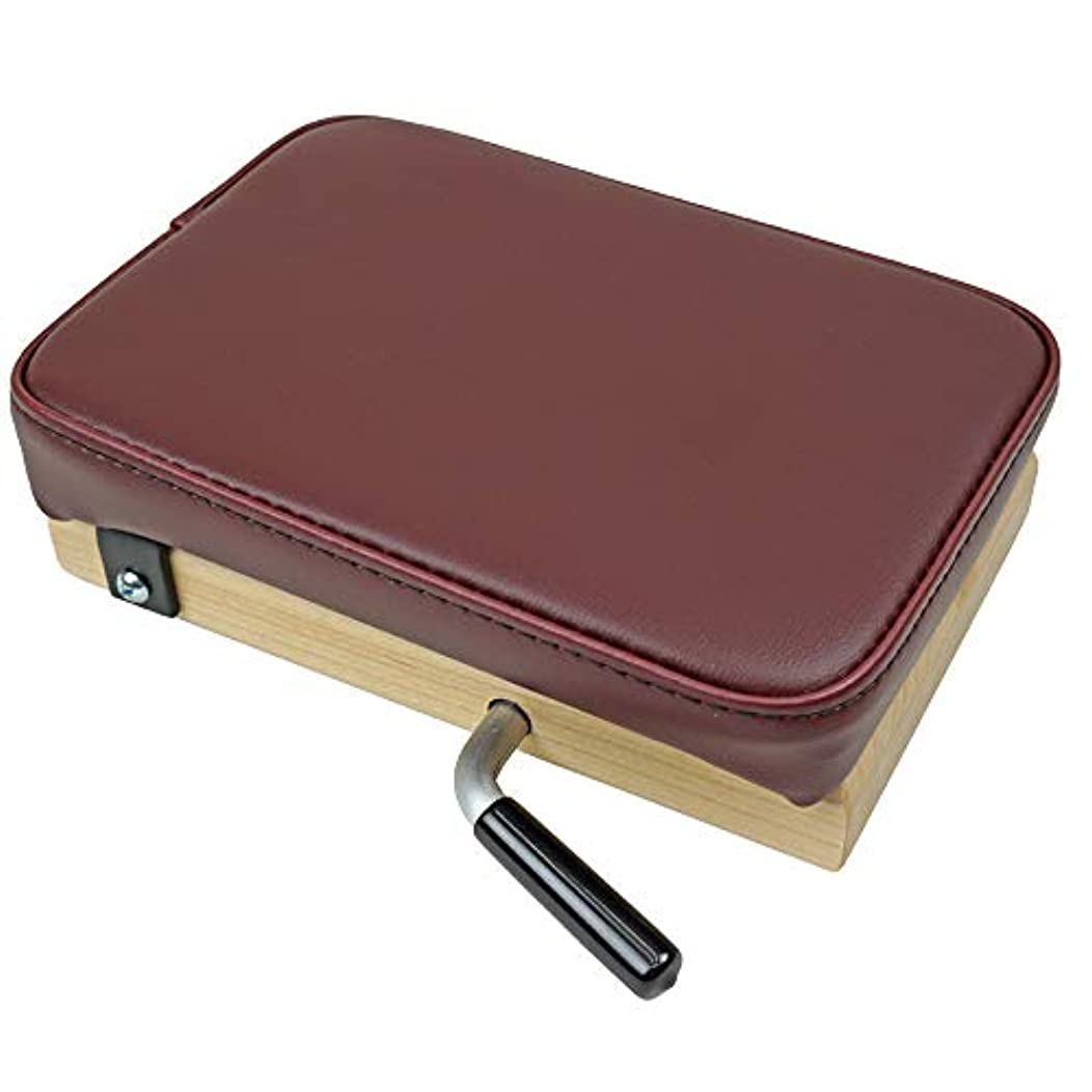 落とし穴かなりポスターTHULI TABLE (ツゥーリテーブル) ポータブルドロップB シングルクッション ドロップ 四肢用 手関節 足関節 の アジャストに