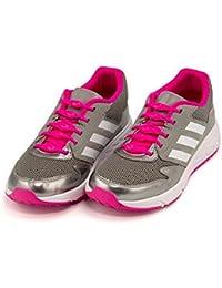[アディダス] adidas 女の子 キッズ 子供靴 運動靴 通学靴 スニーカー アディダスファイト 限定モデル ヒッキーズ 靴紐 軽量 通気性 クッション性 抗菌 カジュアル スポーツ スクール 学校 ADIDASFAITO ELK EL3K GK SLK