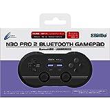 【Nintendo Switch / レトロフリーク対応】 8BitDo N30 Pro 2 Bluetooth GamePad M Edition - Switch