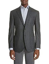 (カナーリ) CANALI メンズ アウター スーツ・ジャケット Classic Fit Check Wool Sport Coat [並行輸入品]