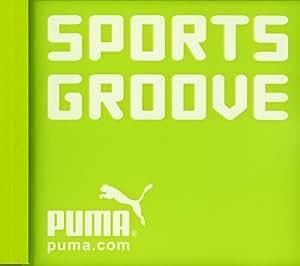 プーマ・スポーツ・グルーヴ