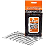 Proud Grill Company Q-Swiper Grill Cleaning Wipes - 40 Count. Bristle Free and Wire Free Grill Cleaner. Use with Q-Swiper Grill Brush (Sold Separately)