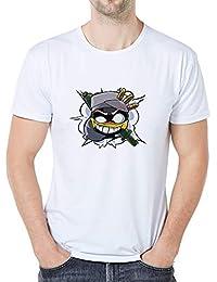 Richer Tシャツ メンズ 半袖 綿100% 吸汗速乾 ゆったり 白Tシャツ カットソー Tシャツ プリント おしゃれ 通勤 通学 夏季対応 メンズファッション tシャツ メンズ 五分袖 七分袖 tシャツ メンズ インナーシャツ メンズ 上質仕様