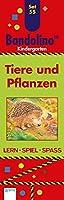 Bandolino Set 55. Tiere und Pflanzen: Kindergarten. Lern - Spiel - Spass