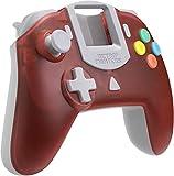【日本正規品】Retro Fighters ドリームキャスト用コントローラー [レッド] - StrikerDC DreamCast Controller Red [SRPJ2383]