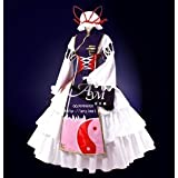 東方Project 東方永夜抄 八雲紫風★コスプレ衣装 完全オーダメイドも対応可能