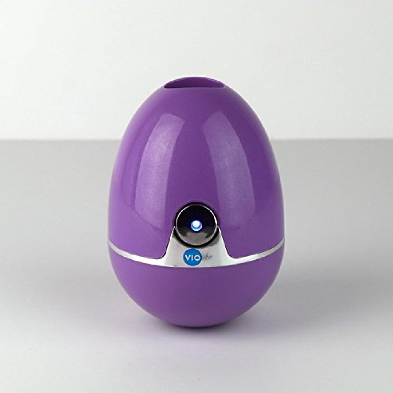 供給ジャーナルガムVIOlife Style Zapi Luxe UV Toothbrush Sanitizer, Purple/Lavender, 6.3 Ounce