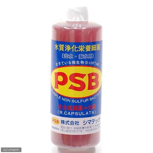シマテック PSB 水質浄化栄養細菌 1000mL 光合成細菌 淡水
