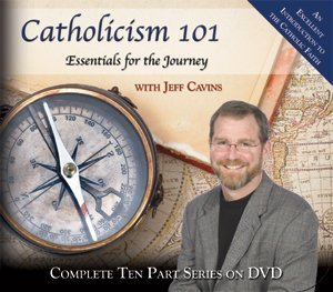 Catholicism 101: Essentials for the Journey 10 DVD Set by Jeff Cavins