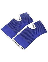 Healifty足首サポートラップバスケットボールサッカーフィットネス用保護具通気性足首ケア