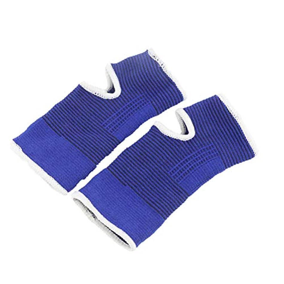 舗装道徳フリルHealifty足首サポートラップバスケットボールサッカーフィットネス用保護具通気性足首ケア