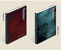 Book of Us: Entropy (Bundle 2 Pk) (Incl. Sweet Version & Chaos Version+ 2 x 88pg Photobooks, 4 x Photocards, 2 x Postcards, 2 x FilmPhotocards + 1 x Bookmark)