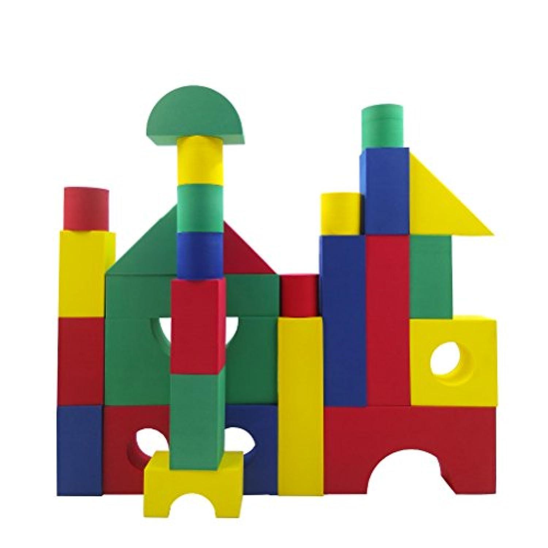 (アワンキー) Aoneky 子供 積み木 パズル ラーニングトイ 知育玩具 形 動物 認知 贈り物 おもちゃ 40ピース