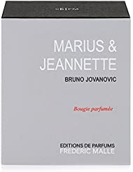 Frederic Malle Maruis and Jeanette Scented Candle (Pack of 2) - フレデリック?マル とジャネット?香りのキャンドル x2 [並行輸入品]