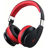 AUSDOM Wireless Bluetooth Headphones, On Ear Stereo Bass Bluetooth Headsets with Built in Microphone for PC/ Cell Phones/ TV-AH2