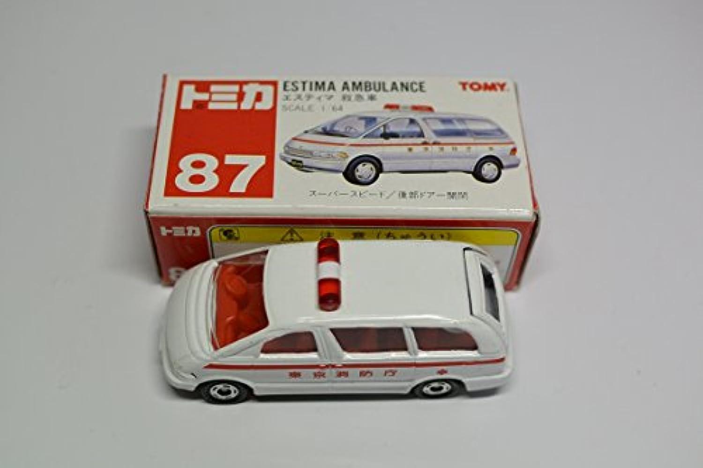 エスティマ救急車 No.87