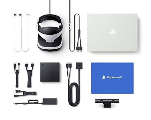 PlayStation VR PlayStation Camera同梱版