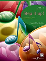 Step It Up!, Grades 1-2: Fun Pieces for Piano (US: Early Int.)
