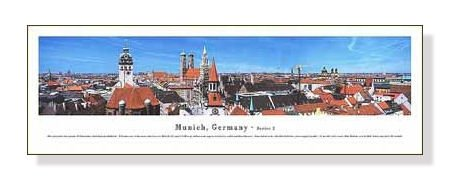 フォトポスター James Blakeway: Munich, Germany - Series 2