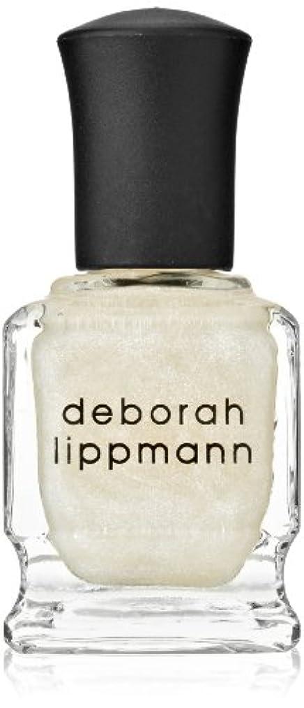 法令フレア追放する[Deborah Lippmann] デボラリップマン ブリング オン ザ ブリング BRING ON THE BLING 透明感のあるきめ細かいラメ。 単色で使ってもとてもきれいですが、 大きめのラメポリッシュ 容量15mL
