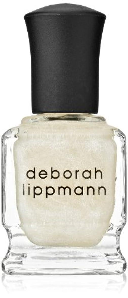 心理的薬局大工[Deborah Lippmann] デボラリップマン ブリング オン ザ ブリング BRING ON THE BLING 透明感のあるきめ細かいラメ。 単色で使ってもとてもきれいですが、 大きめのラメポリッシュ 容量15mL