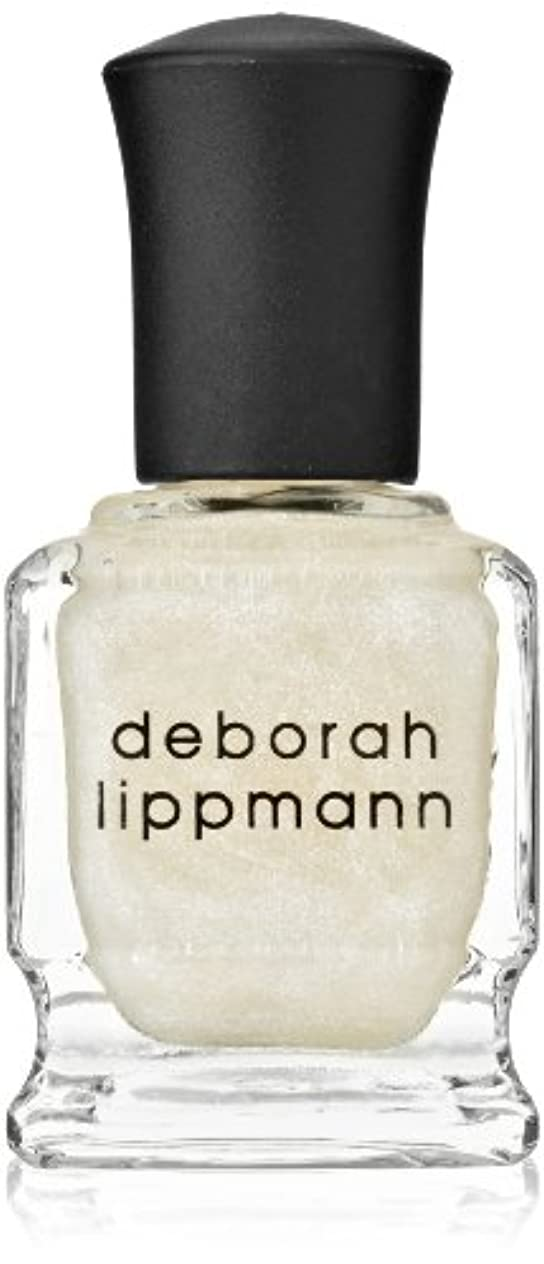 流産正当な記者[Deborah Lippmann] デボラリップマン ブリング オン ザ ブリング BRING ON THE BLING 透明感のあるきめ細かいラメ。 単色で使ってもとてもきれいですが、 大きめのラメポリッシュ 容量15mL