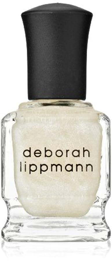 ぐったり立法本物[Deborah Lippmann] デボラリップマン ブリング オン ザ ブリング BRING ON THE BLING 透明感のあるきめ細かいラメ。 単色で使ってもとてもきれいですが、 大きめのラメポリッシュ 容量15mL