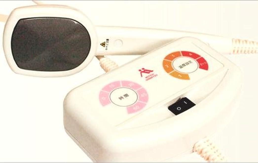 寂しい免疫バンジョー三井式温熱治療器3Ⅲ と マイハンドらくらく2Ⅱ と カッサ(メノウ石)