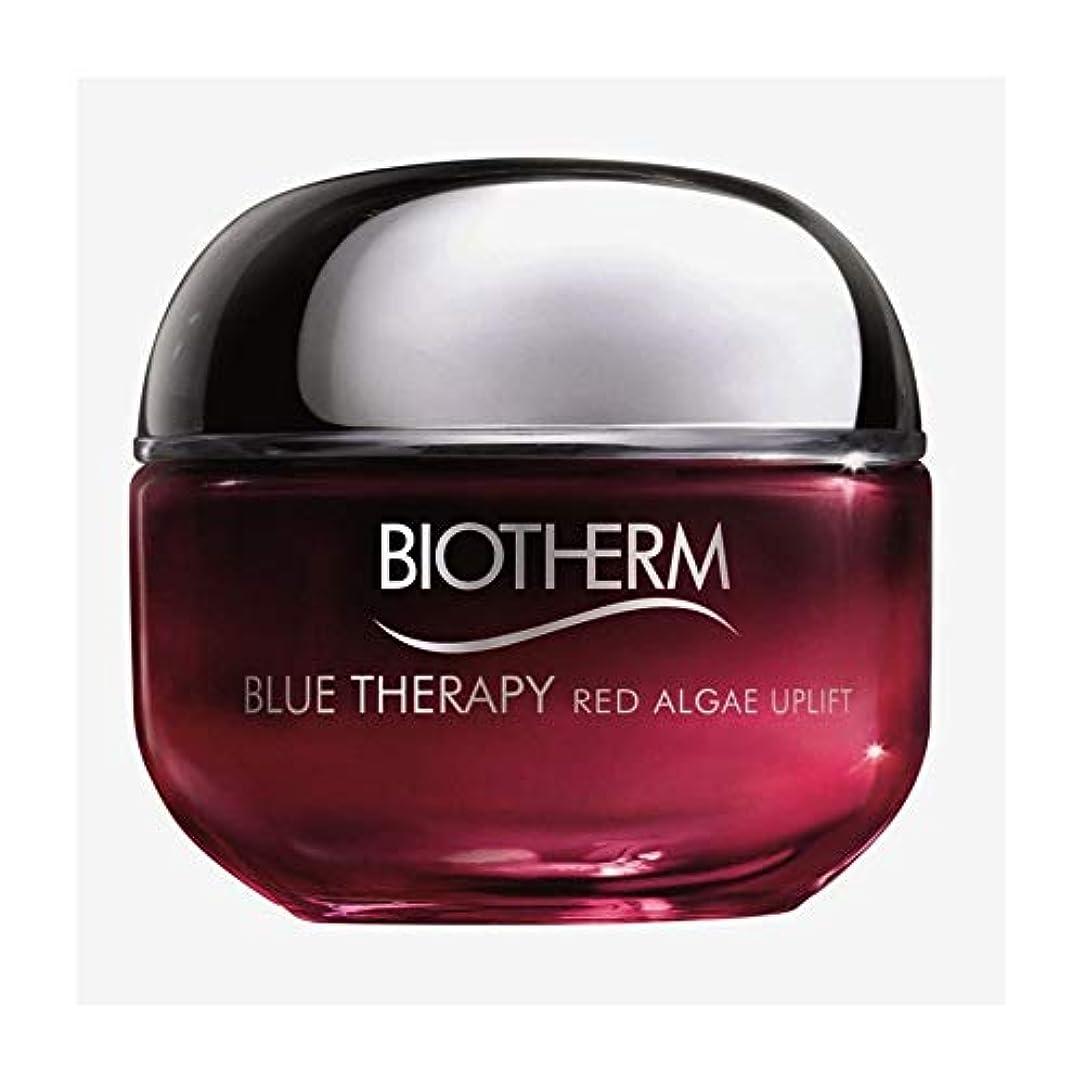 放つ描写刺激するビオテルム Blue Therapy Red Algae Uplift Visible Aging Repair Firming Rosy Cream - All Skin Types 50ml/1.69oz並行輸入品