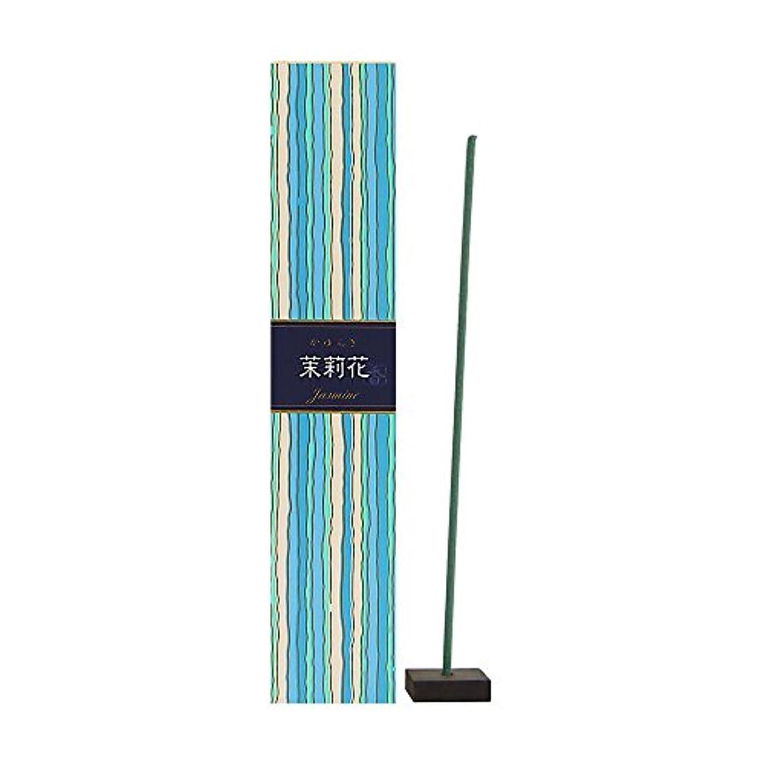 徒歩でジュース巨人1 xジャスミンKayuragi Incense 40 sticks by Nippon Kodo 1 ブルー 38408
