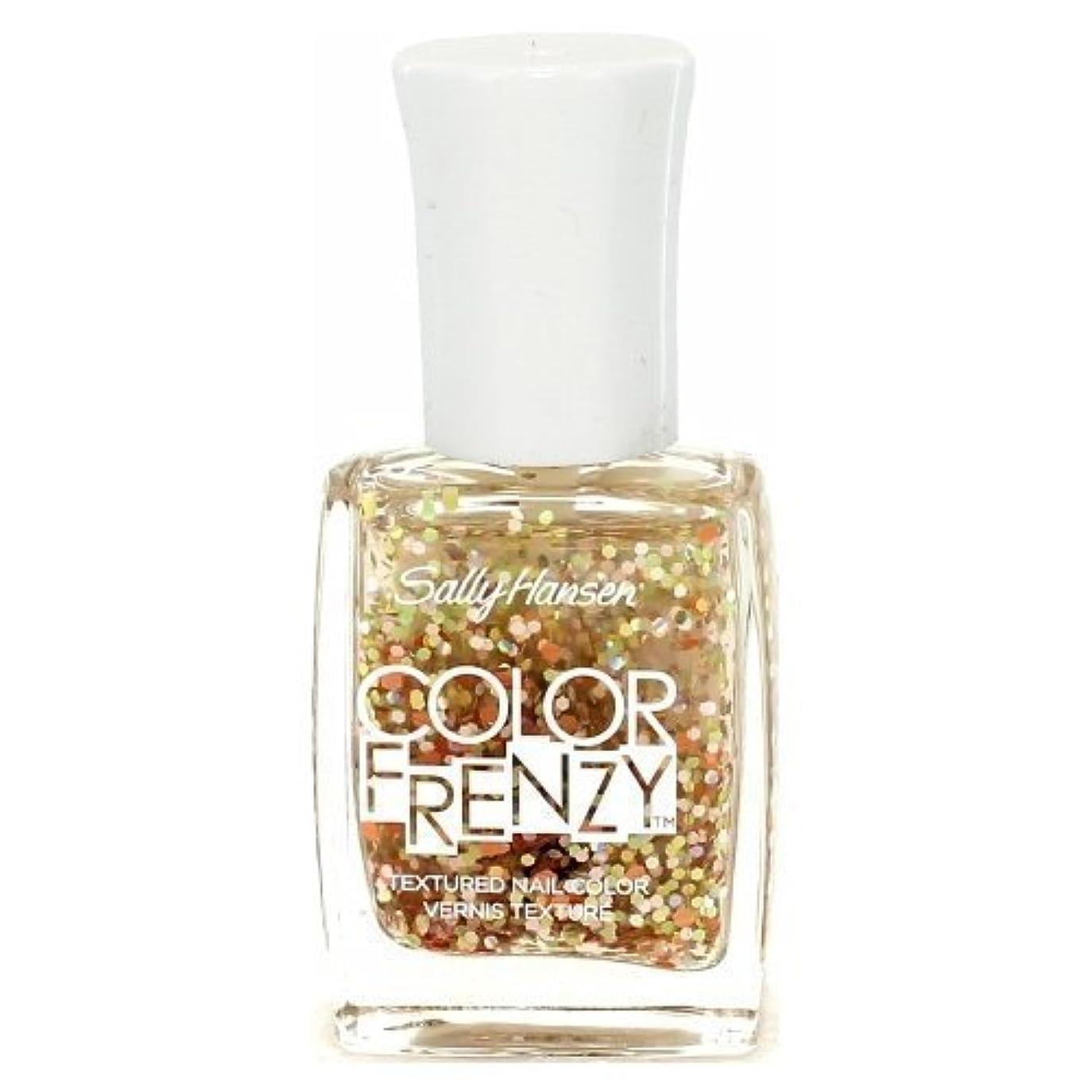 要旨将来の該当するSALLY HANSEN Color Frenzy Textured Nail Color - Fruit Spirtz (並行輸入品)
