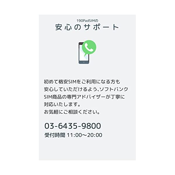 b-mobile S 190PadSIM(マイ...の紹介画像9