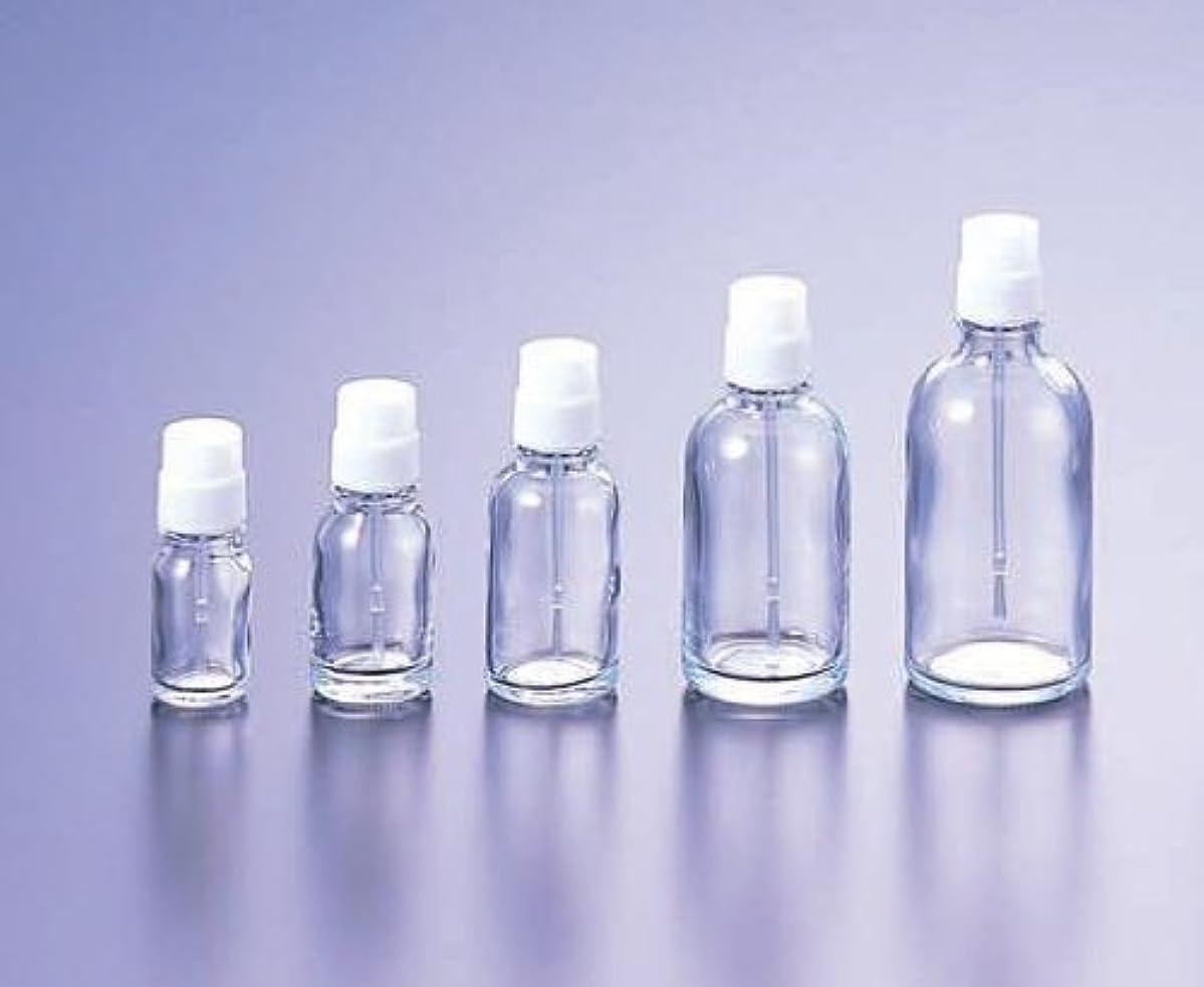 発見粉砕するマイクブリストル瓶丸型 10ml透明