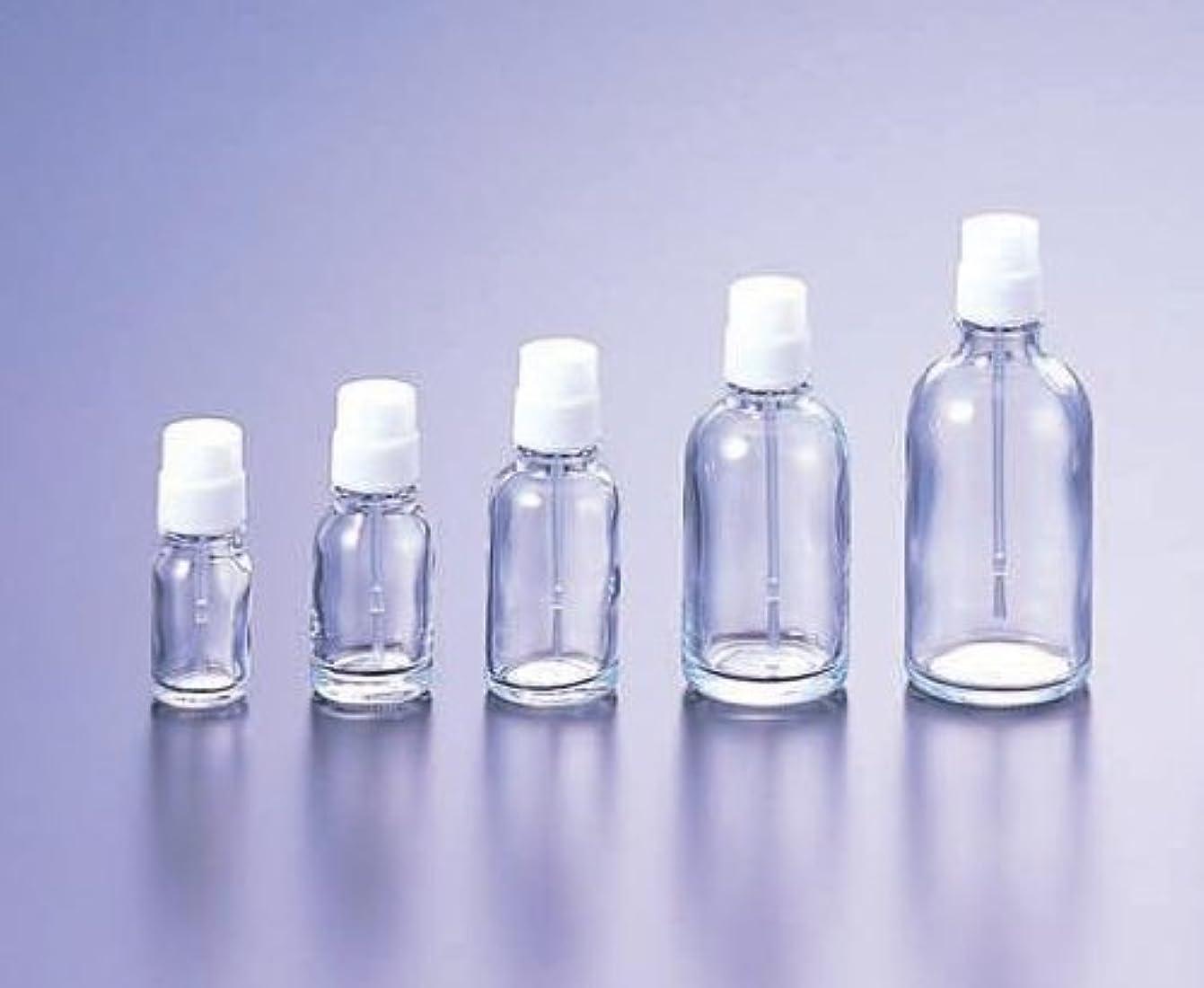 避難する入浴リスクブリストル瓶丸型 10ml透明