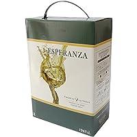エスペランサ ブランコ 白 バッグインボックス  3000ml [スペイン/白ワイン/辛口/ミディアムボディ/1本]