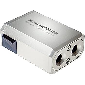 カール事務器 「折れない赤鉛筆削り」 XSHARPENER(エクスシャープナー) XPS-10
