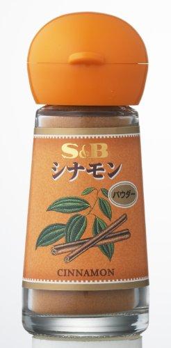 S&B シナモン(パウダー) 12g×5個